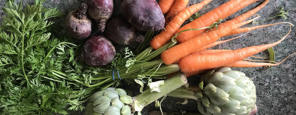 Foodie roots
