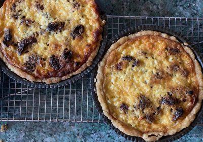 Tasty Lankyshire Curd Tarts